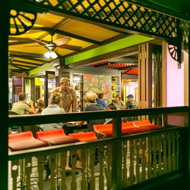 Bangkok - Bangkok Happy Bowl Bistro and Bar + Poipu Rock 'n Roll Sushi, Koloa, HI