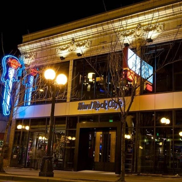 Hard Rock Cafe Cavern Room Seattle