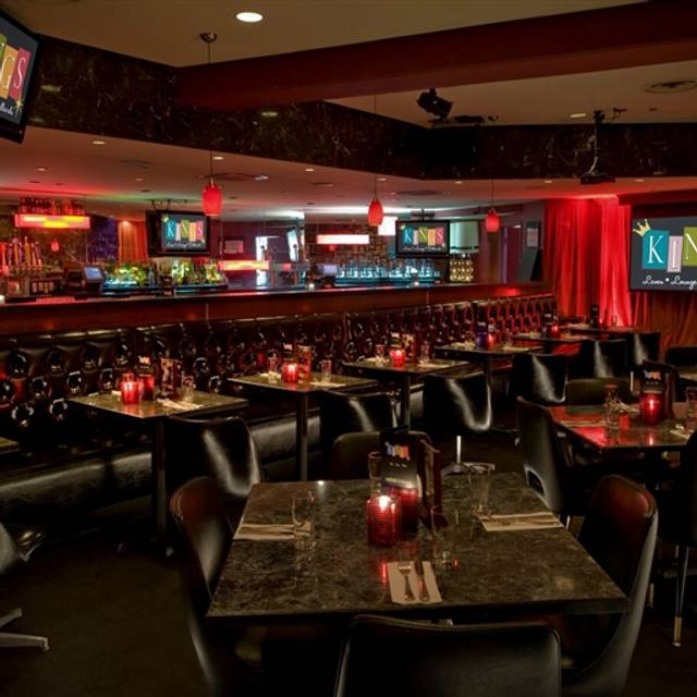 Kings Dining & Entertainment - Boston Back Bay, Boston, MA
