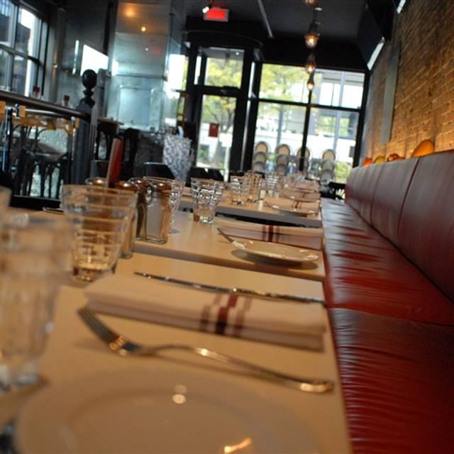 Le Gladstone Restaurant - Montréal, QC   OpenTable