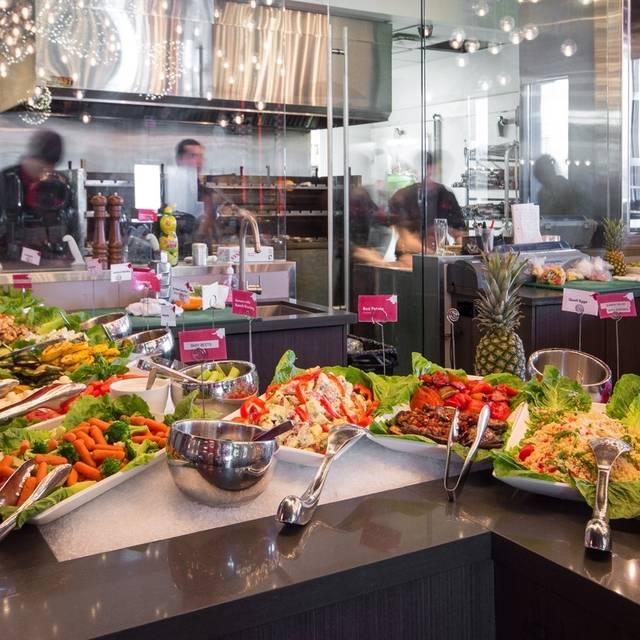 T - Touro Churrascaria Brazilian Steakhouse & Wine Bar, Richmond Hill, ON