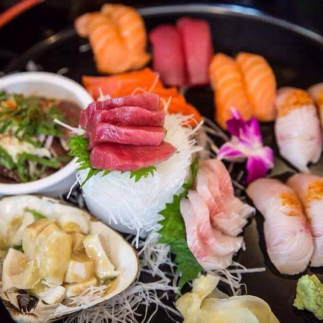 Sushi Oishii Rockville Md