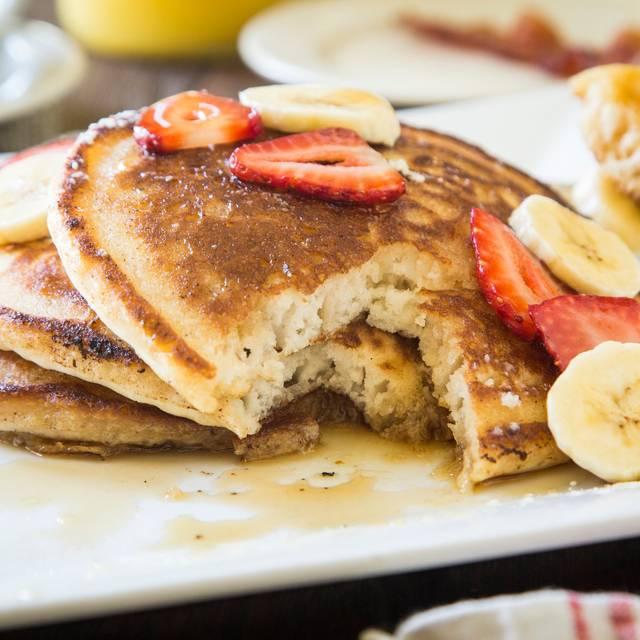 Pancakes  - Virginia's on King, Charleston, SC