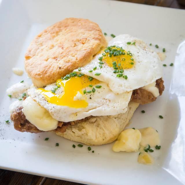 Chicken Biscuit - Virginia's on King, Charleston, SC