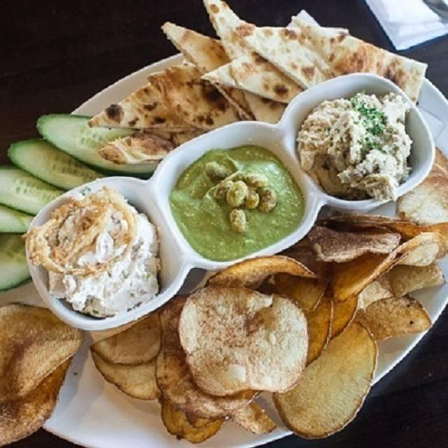 Foxhole Trio - Foxhole - Foxhole Culinary Tavern, Austin, TX