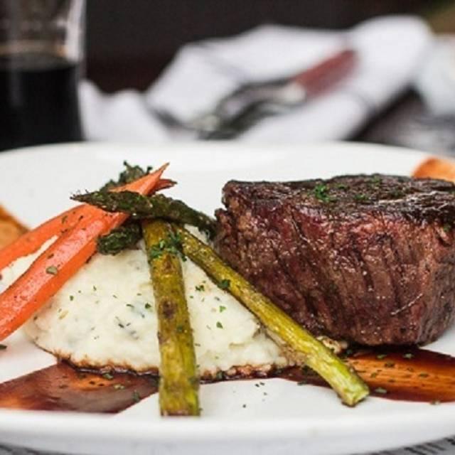 Woodfired Steak - Foxhole - Foxhole Culinary Tavern, Austin, TX