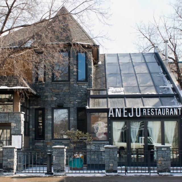 ANEJO Restaurant, Calgary, AB