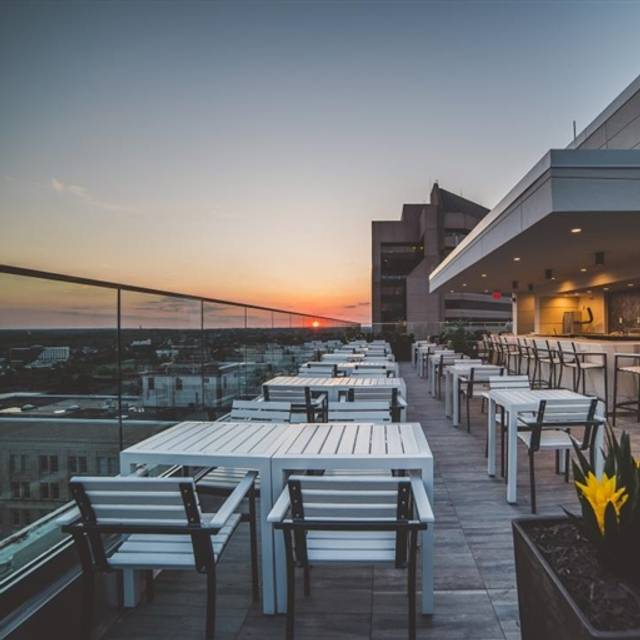 Kabana Rooftop Restaurant Richmond Va Opentable