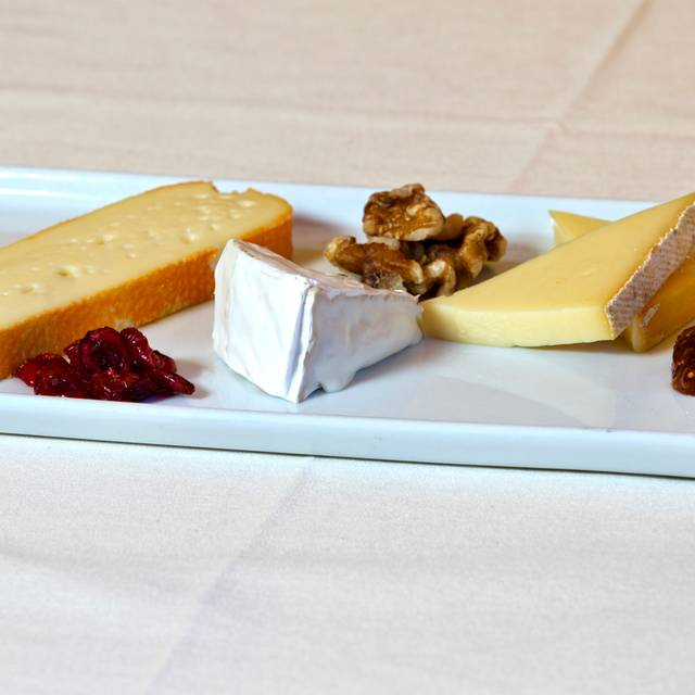 Cheese Plate  - Atmosphere Bistro, Atlanta, GA