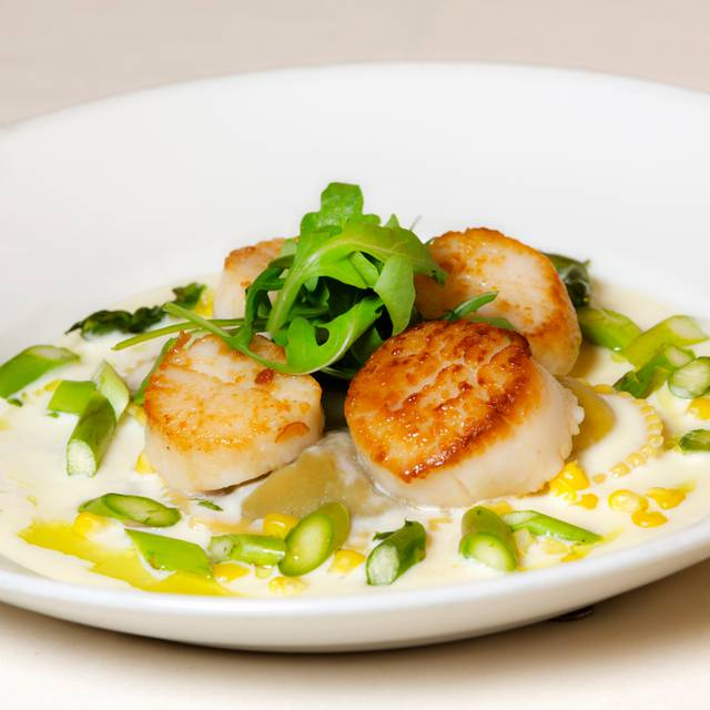 Scallops  - Atmosphere Bistro, Atlanta, GA