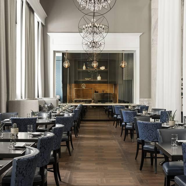 Aqimero Main Dining Room - Aqimero, Philadelphia, PA
