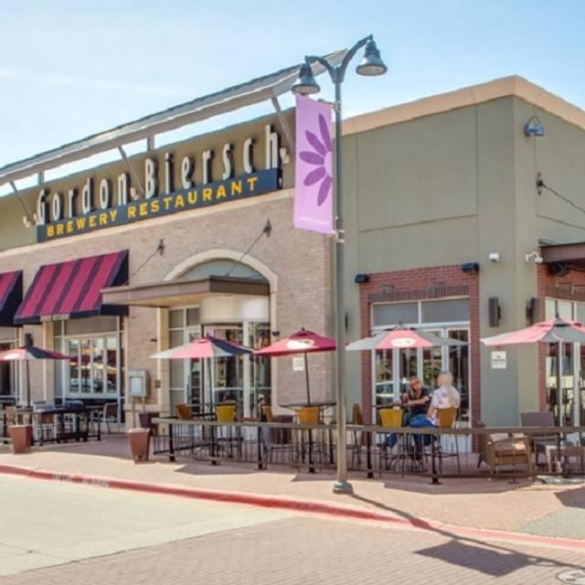 Gordon Biersch Brewery Restaurant - Plano, Plano, TX