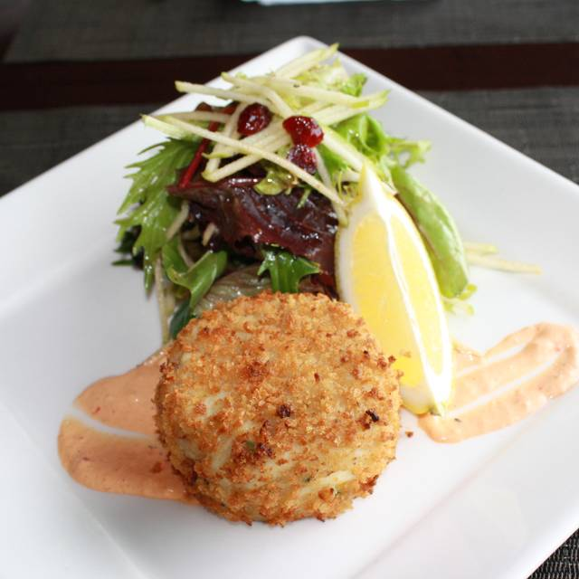 Crab Cake W Side Salad - Harry Caray's Italian Steakhouse - Lombard, Lombard, IL