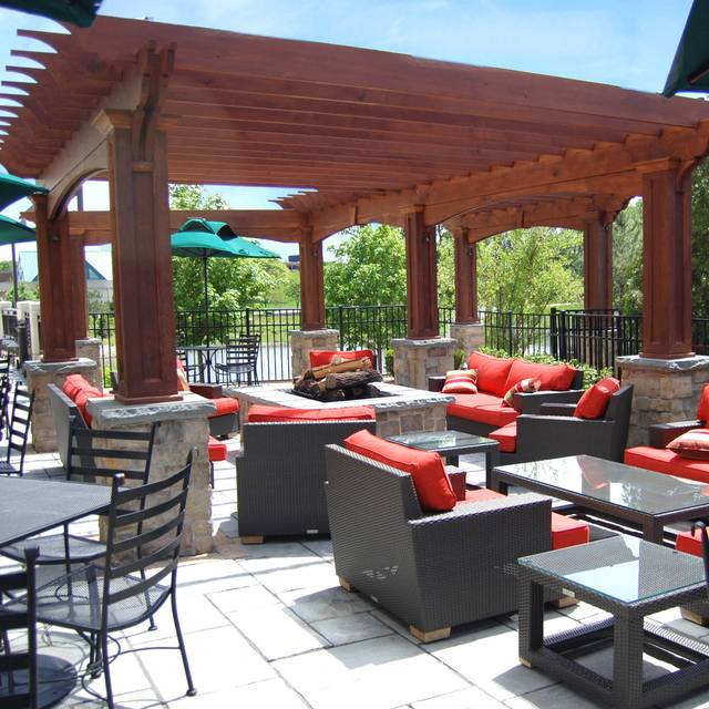Patio - Harry Caray's Italian Steakhouse - Lombard, Lombard, IL