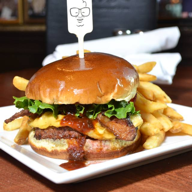 Holy Cow Burger - Harry Caray's Italian Steakhouse - Rosemont, Rosemont, IL