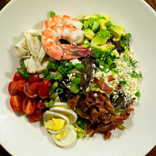 Seafood Cobb - Harry Caray's Italian Steakhouse - Rosemont, Rosemont, IL
