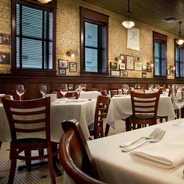 Dining Room - Harry Caray's Italian Steakhouse - Chicago, Chicago, IL
