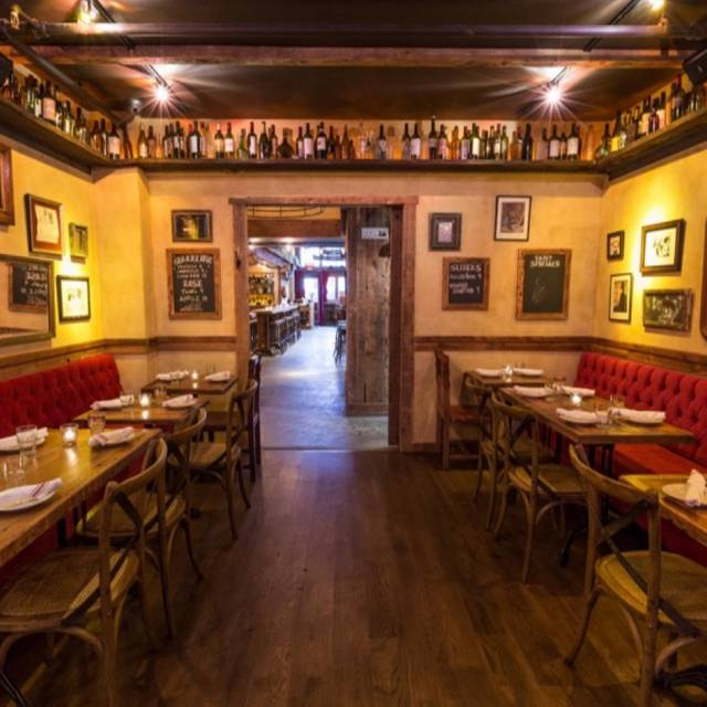 Carroll Place New York Ny Opentable
