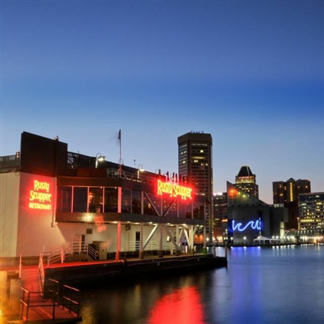 Rusty Scupper - Baltimore, Baltimore, MD