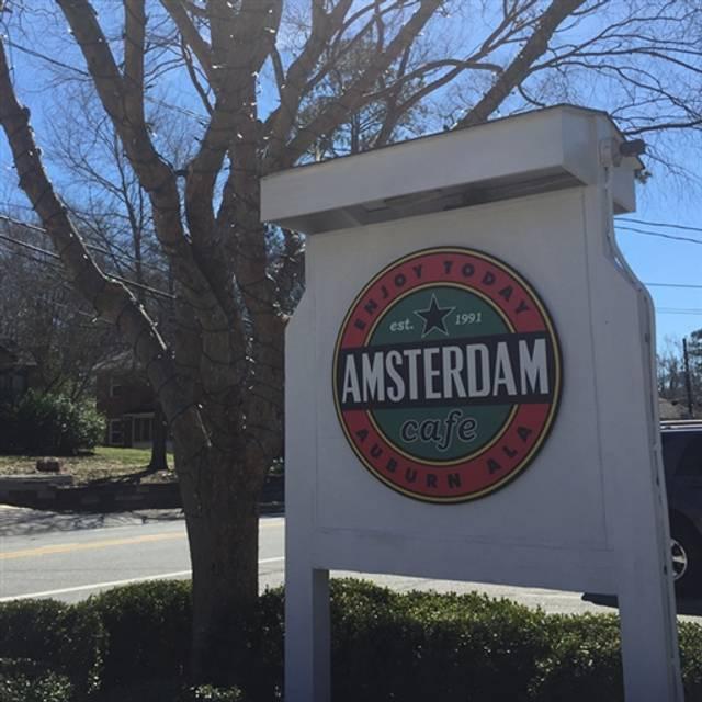 Amsterdam Cafe, Auburn, AL