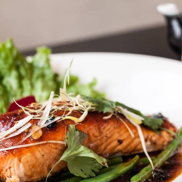 Koi Fine Asian Cuisine & Lounge, Evanston, IL