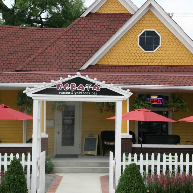 Robata Ramen And Yakitori Bar - Robata Ramen and Yakitori Bar, Memphis, TN