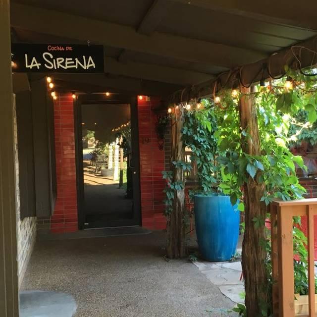 Cocina De La Sirena Restaurant - Lubbock, TX   OpenTable