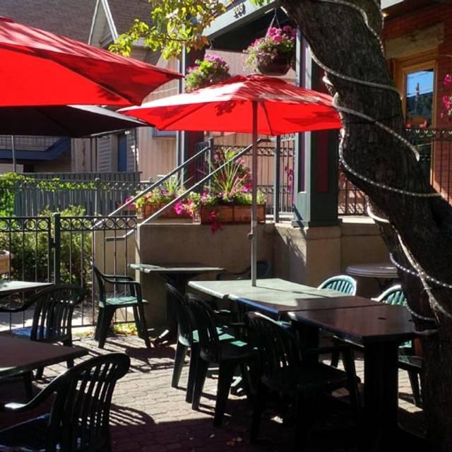 Patio - Embarcadero Wine and Oyster Bar, Calgary, AB