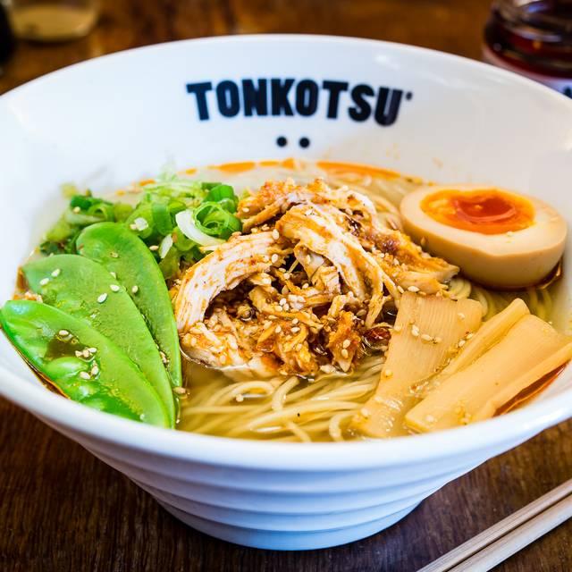 Tonkotsu, London
