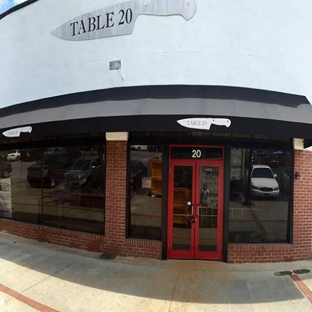 Table 20 - Table 20, Cartersville, GA