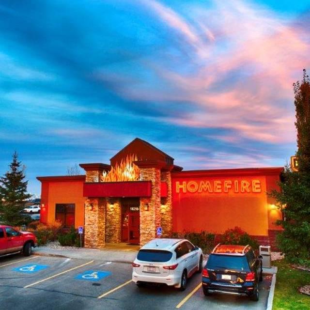 Homefire Grill, Edmonton, AB