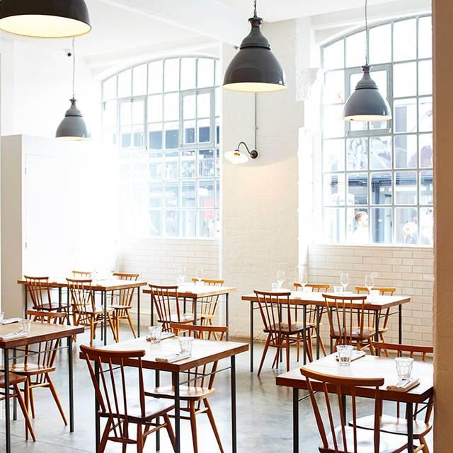 Lyle's - Lyle's Restaurant, London