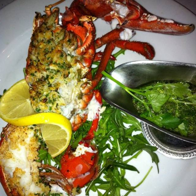 Grilled Maine Lobster - Cafe Amici, Sarasota, FL