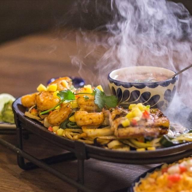 Seafood Fajitas - El Torito - San Leandro, San Leandro, CA