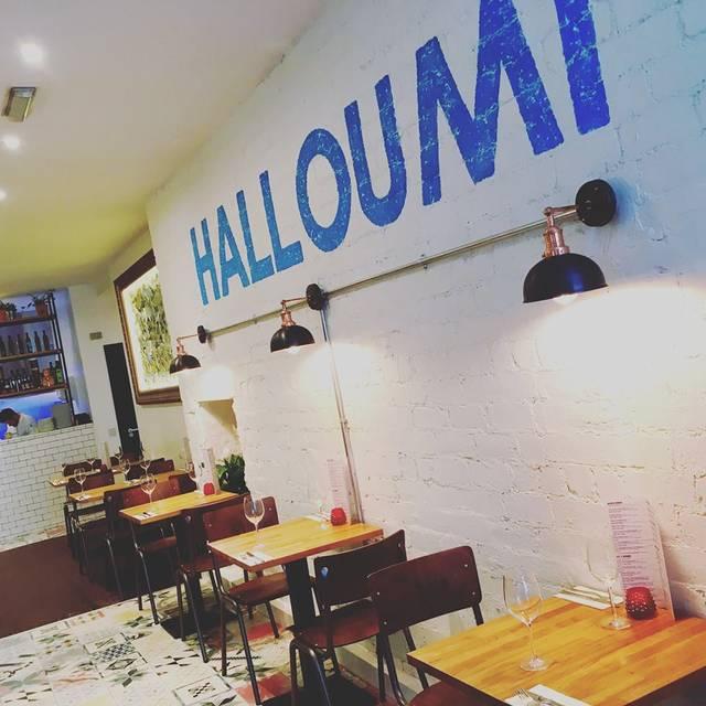 Halloumi Main - Halloumi, Glasgow