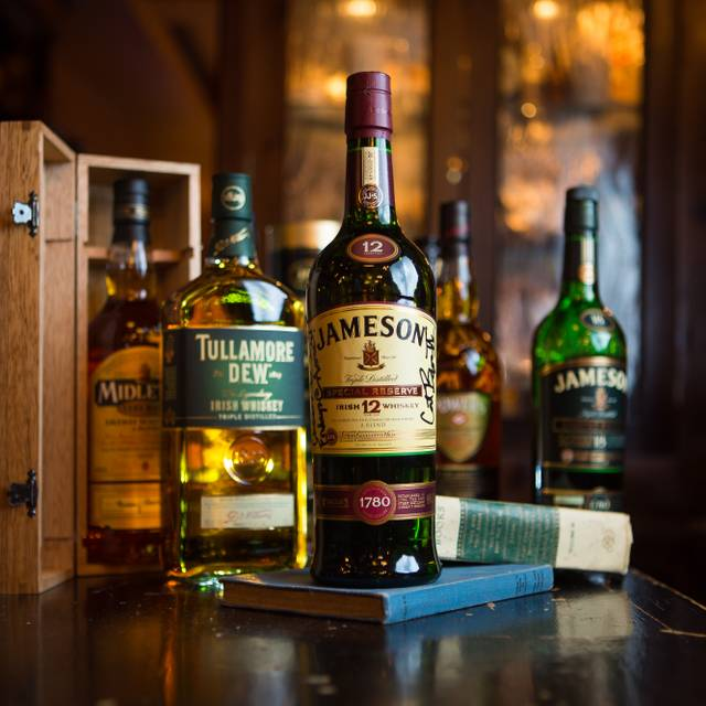 Extensive Irish Whiskey Selections - Annie Bailey's, Lancaster, PA