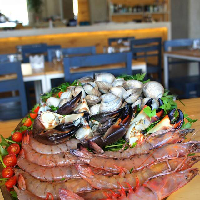 Freshest Seafood - NAU, Playa del Carmen, ROO