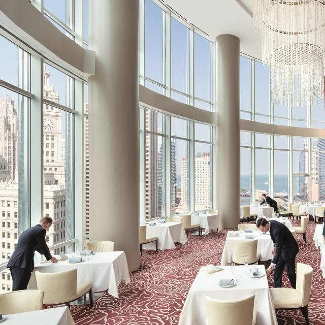 Sixteen - Trump Hotel Chicago Restaurant - Chicago, Il | Opentable
