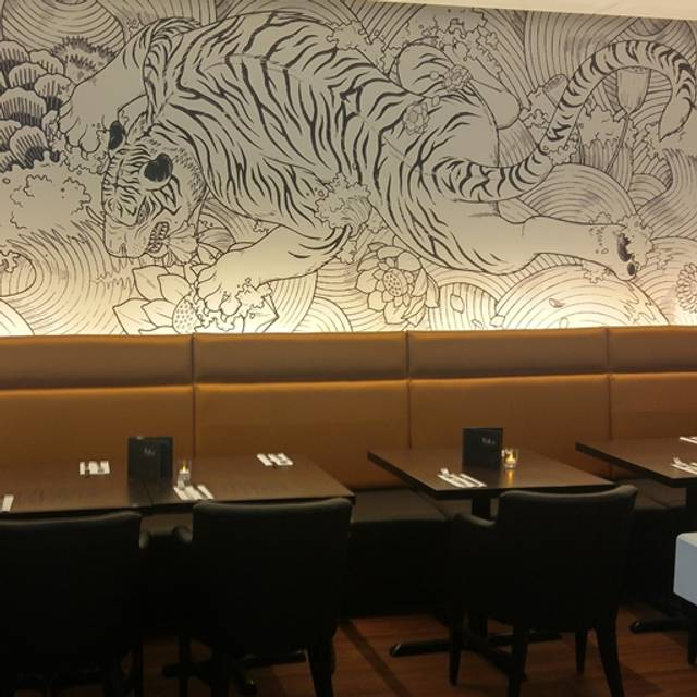 Riz Asian Kitchen, Edmonton, AB