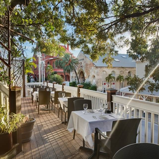 The Cafe Key West Fl Menu