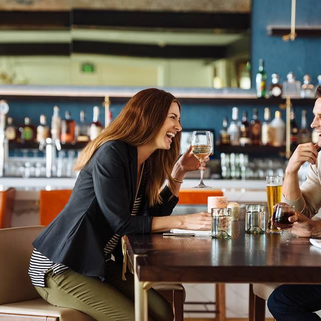Aveo Lifestyle Candid - AVEO Table + Bar at the Monarch Beach Resort, Dana Point, CA