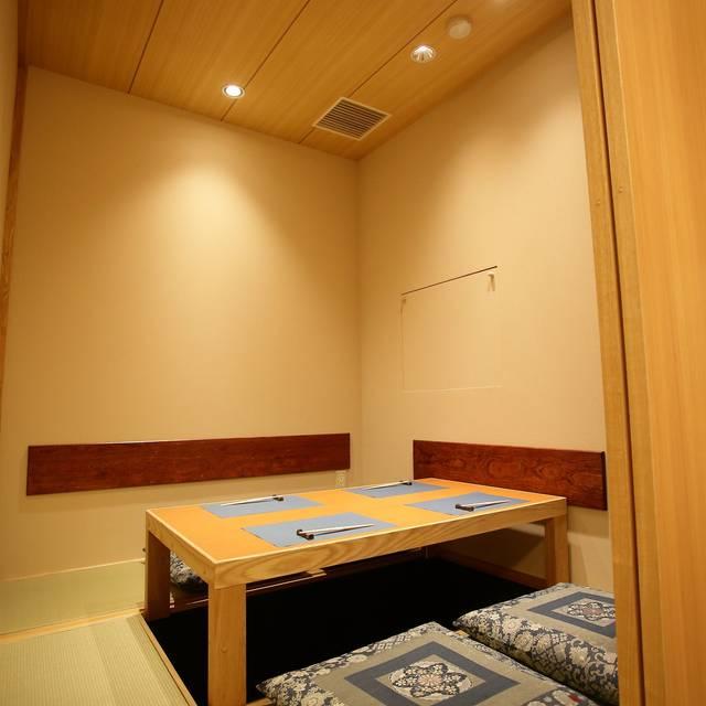 お座敷 - わくら 銀座店, 中央区, 東京都