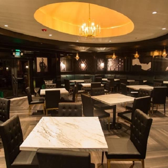 Barcelona Tapas Restaurant @ Artisan Hotel, Las Vegas, NV