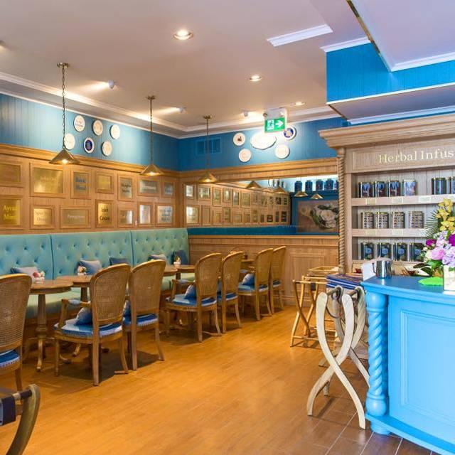 Annvita Tea Room Toronto Price