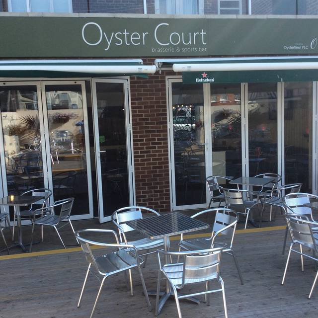 Oyster Court, Southend-On-Sea, Essex