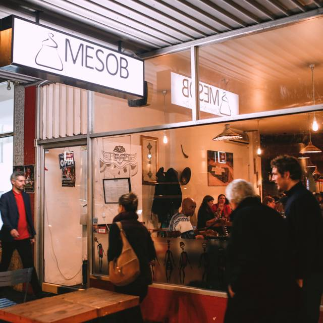 Photography - Gareth Sobey - Mesob Ethiopian Restaurant and Bar Northcote, Northcote, AU-VIC