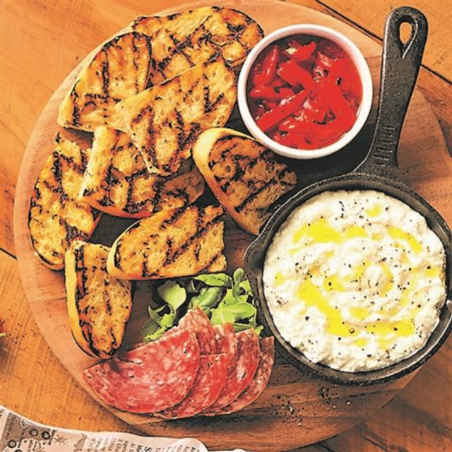 Ricotta Ciabatta - BRAVO Cucina Italiana - Huntsville - Bridge Street, Huntsville, AL