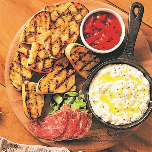 Ricotta Ciabatta - BRAVO Cucina Italiana - Pittsburgh - Galleria, Pittsburgh, PA