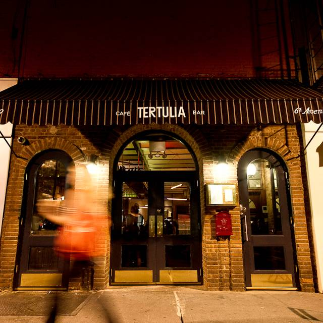 Tertulia, New York, NY