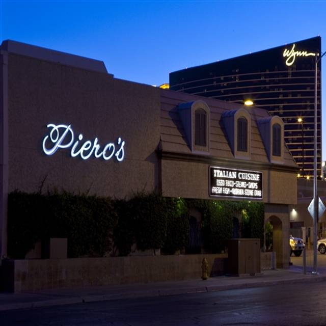 Piero's Italian Cuisine, Las Vegas, NV